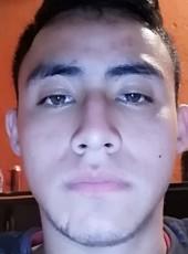 Luis Alfonso, 20, Mexico, Santiago de Queretaro