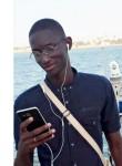 Mouhamed diop, 20  , Saint-Louis