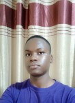 Kamira Joshua, 18  , Kampala