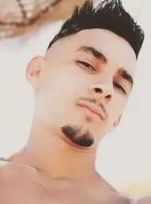 Hamza Benhaddou, 22, Spain, Melilla