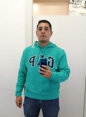 Oswaldo, 30, Mexico, Santiago de Queretaro