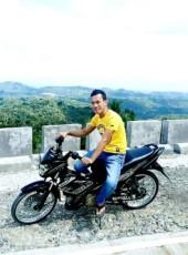 Edwin Gallano, 29, Philippines, Davao