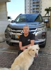 מיכאל מושקוביץ, 61, Israel, Ashdod