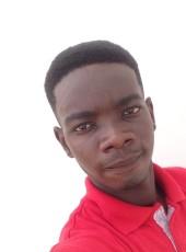 Bernard, 22, Ghana, Tema