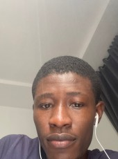 Kingsley, 23, Nigeria, Lagos