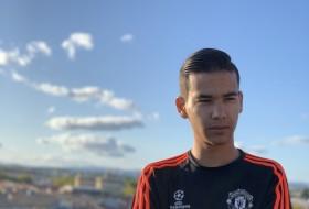 Abdel, 22 - Just Me