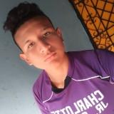 Alexander jt, 18  , San Salvador