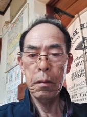 Kathuta, 73, Japan, Hiroshima-shi
