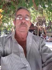 Gilberto, 64, Brazil, Maua