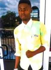 Asiedu-Agyemang , 25, Ghana, Accra