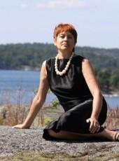 Olga, 61, Sweden, Stockholm
