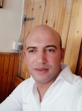 حاتم , 37, Hashemite Kingdom of Jordan, Amman