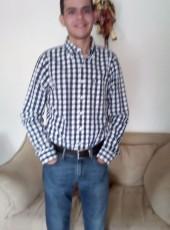 Alfredo Alejan, 19, Venezuela, Caracas