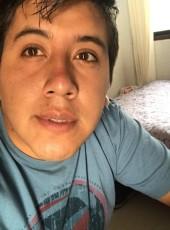 Luis Enrique, 21, Peru, Trujillo