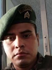 Elder, 18, Guatemala, Guatemala City
