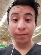 Efrain , 22, Mexico, Puebla (Puebla)