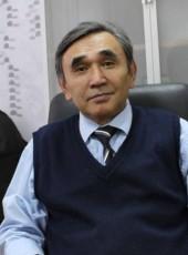 Rakhim Babay, 67, Kyrgyzstan, Bishkek