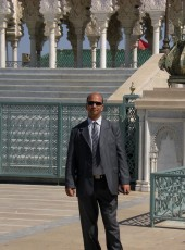 Anouar, 45, Morocco, Rabat