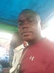 ARNAUD NDONGA, 41  , Kinshasa