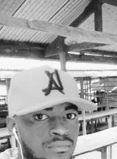 Romain, 29, Congo, Mbanza-Ngungu
