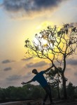 Santhosh, 18  , Shimoga