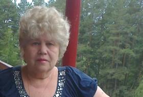 LIDIYa NIKOLAEVNA, 69 - Just Me