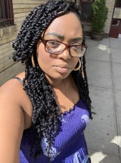 Rochelle87, 32, United States of America, The Bronx