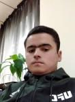 Said Bobochonov, 20, Almaty