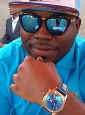 Joseph, 29, Congo, Kinshasa
