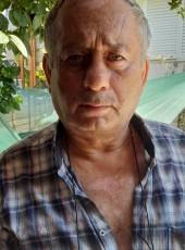 Ibrahim, 60, Turkey, Canakkale