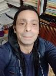 Hatem Ahmed, 48  , Alexandria