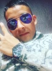 Oscar Fuentes, 21, Mexico, Villas de la Hacienda [Fraccionamiento]