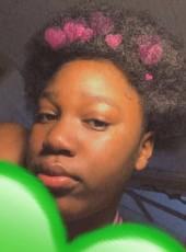 Kaleiyah , 18, United States of America, Greenwood (State of Mississippi)