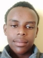 Emmaunel, 18, Kenya, Nairobi