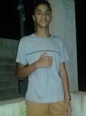 Gabriel Lucas, 19, Brazil, Sao Lourenco