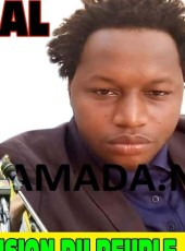 Mamadou, 18, France, Saint-Denis