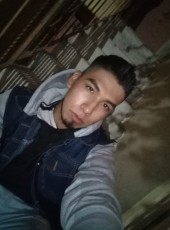 Andy , 19, Mexico, Alvaro Obregon (Mexico City)