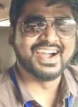 Krishna G, 35  , Chennai