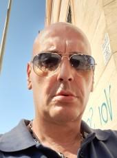 Luca, 49, Italy, Rome