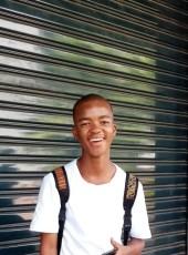 Stewart, 18, Botswana, Gaborone