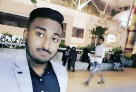 Arahan Khan, 28 - Just Me