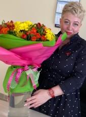ELENA, 45, Russia, Novosibirsk