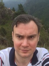 Vasiliy, 40, Russia, Moscow