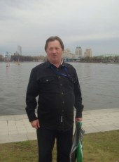 Mikhail Nechaev, 62, Russia, Yekaterinburg