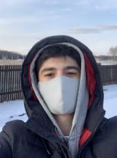 dzhamal, 23, Russia, Moscow