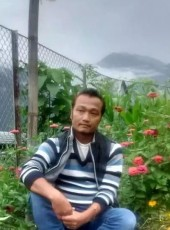 Arun Perme, 53, India, Pasighat