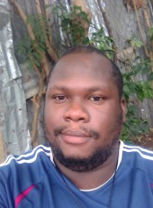 Marc, 31, Haiti, Port-au-Prince