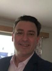 Adam Foster , 48, Australia, Perth