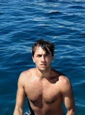 Luca, 23, Italy, Napoli