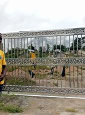 Joseph Tete etoe, 35, Ghana, Accra